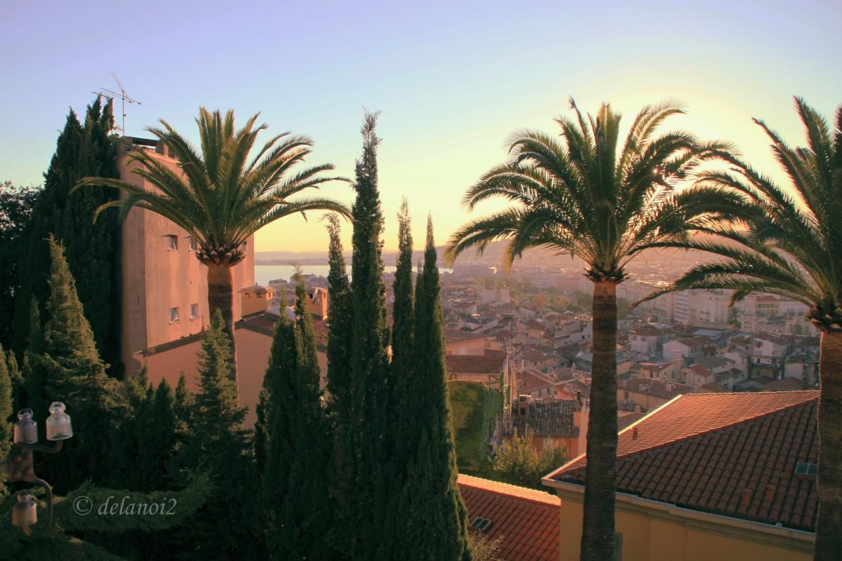 Weekend pe Coasta de Azur : o dupa-amiaza la Nisa