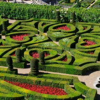 Povesti de pe Valea Loarei - Castelul Villandry